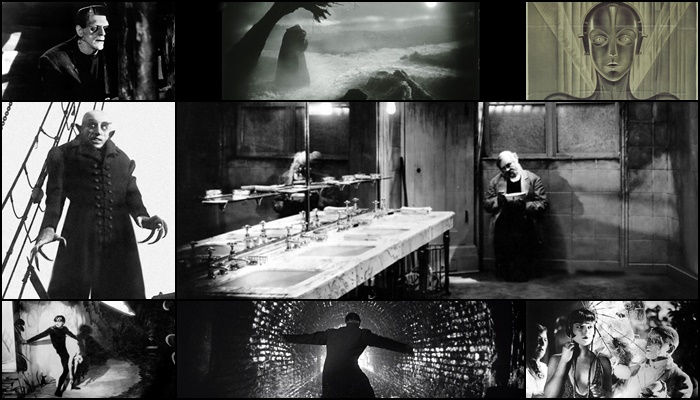 Which Film Genre was Most Notably Influenced by German Expressionism