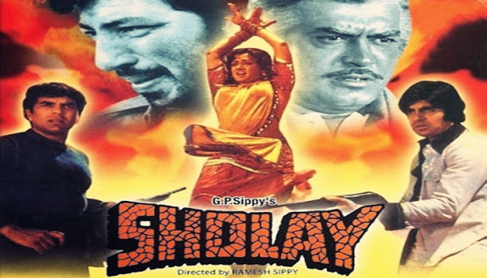 Is Sholay a Curry Western