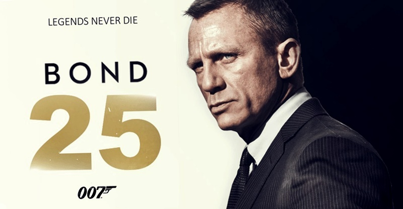 Which is the 25th James Bond Film