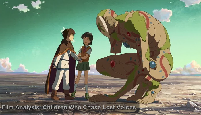 Film Analysis Children Who Chase Lost Voices