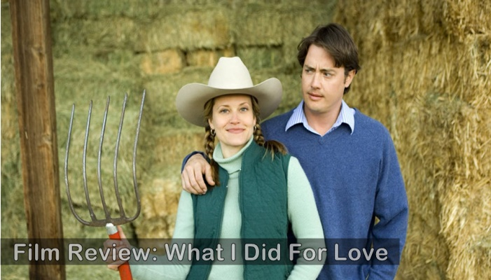 Film Review What I Did For Love