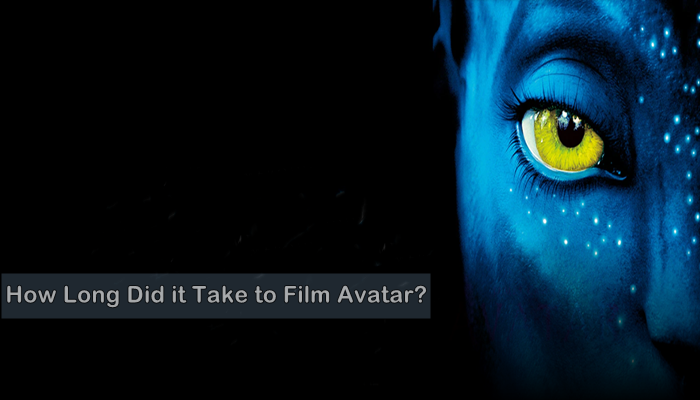 How Long Did it Take to Film Avatar