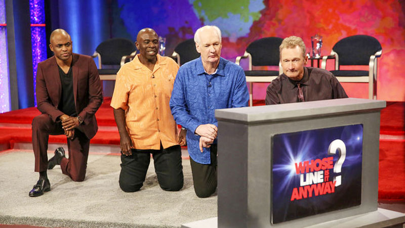 Whose Line Is It Anyway Film Dub